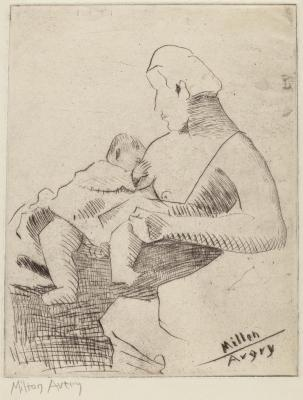 [Woman and child]