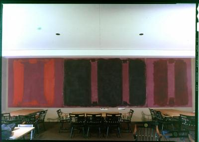 [Harvard mural study]