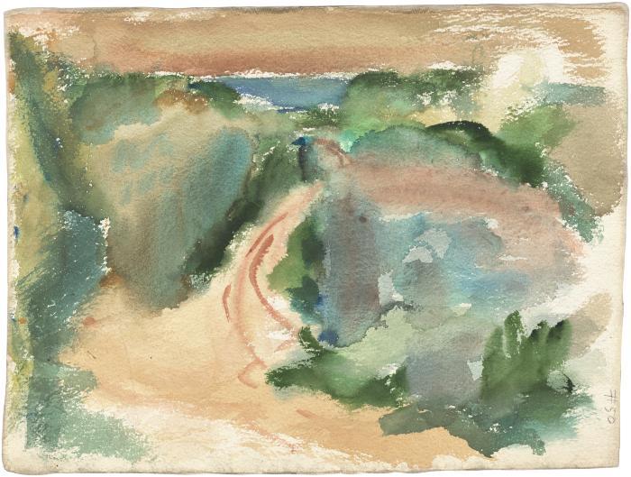 [Coastal path]