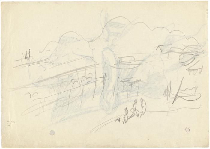 [Figures in landscape]