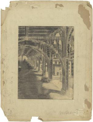 [Riverside Drive Viaduct, New York]