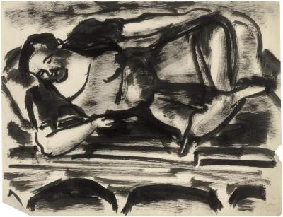 [Reclining woman]