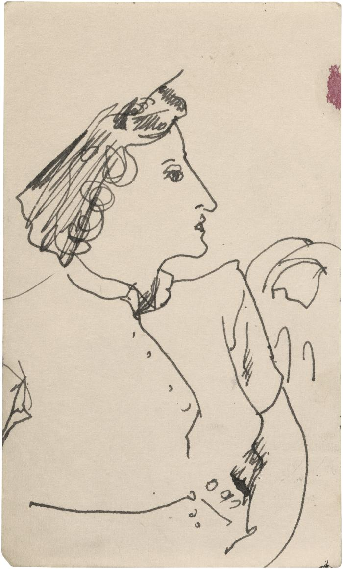 [Bust of a woman]