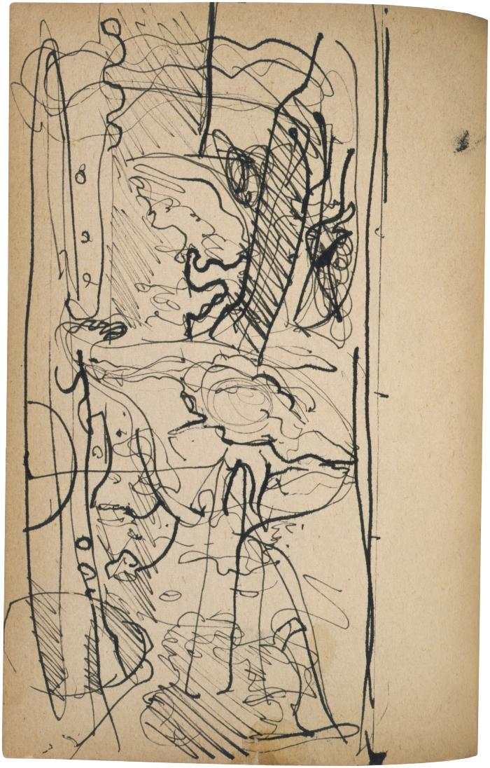 [Untitled] The Scribble-In Book, page 138