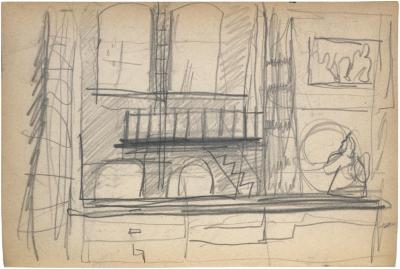 [Interior with window] The Scribble-In Book, page 92