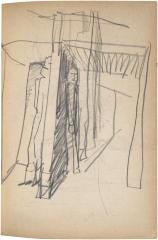 [Figures on subway platform] The Scribble-In Book, page 93