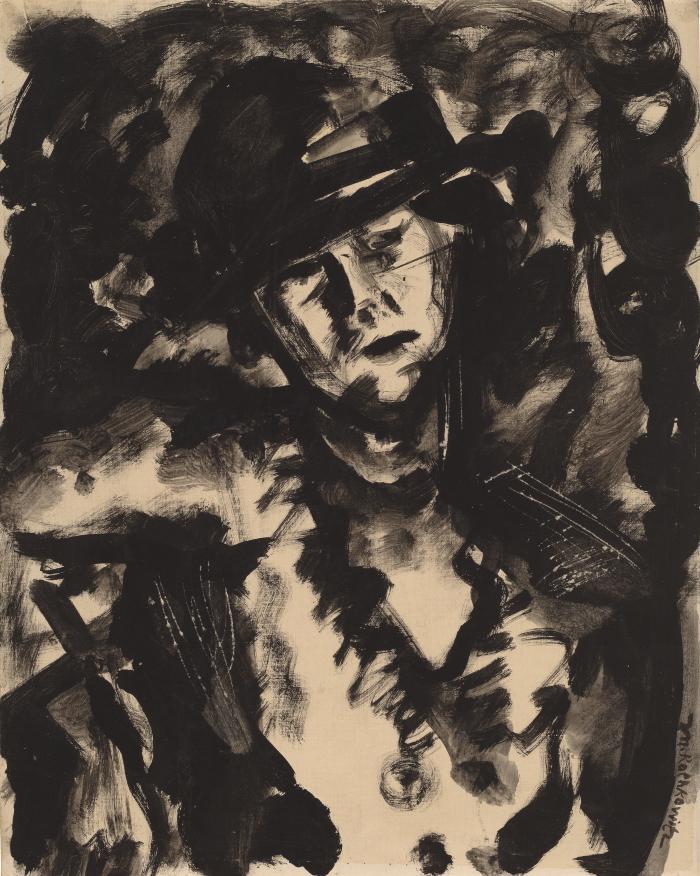 [Woman in hat]